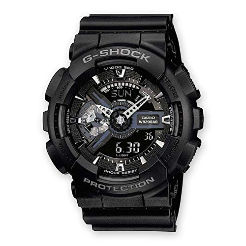 Casio G-Shock GA-110 Test