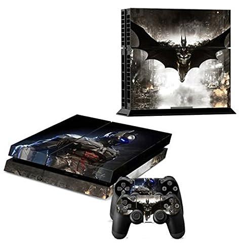 Fantastique jeu Thème Decal Sticker Skin pour Playstation 4 Controller Console PS4 The Bat