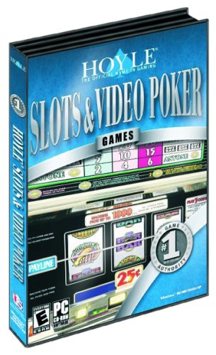 Hoyle Slots & Video Poker (PC CD)