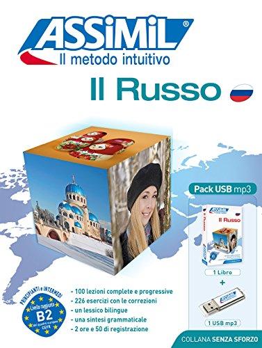 scaricare ebook gratis Il russo. Livello B2. Con USB Flash Drive PDF Epub