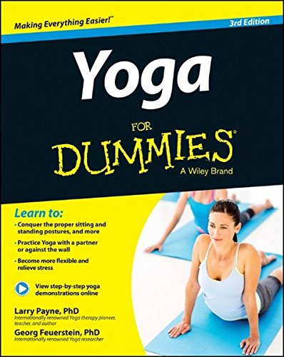 Yoga for Dummies, 3rd Edition