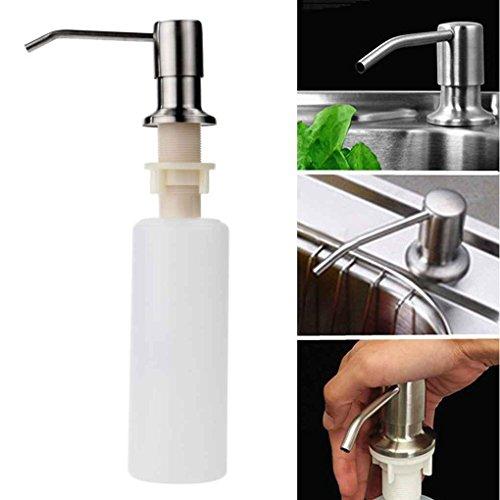 Accueil Hôtel Salle de bain Salle Sink Pompe Lotion détergent liquide nettoyant savon récipient distributeur Boîte shampooing Regard