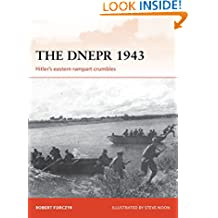 The Dnepr 1943: Hitler's eastern rampart crumbles (Campaign Book 291)