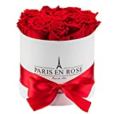 "PARIS EN ROSE Rosenbox""Pont-des-Arts"""