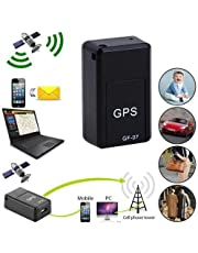 Amit Security Solutions GF07 GSM GPRS Mini Car GPS Locator Tracker Car GPS Anti-Lost Recording Tracking Device Voice Control Can Recor