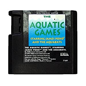 The Aquatic Games Starring James Pond And The Aquabats [L]