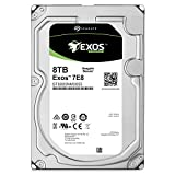 Seagate Exos Nearline Enterprise Hard Drive, 8 TB E-Class