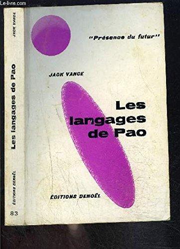 Les langages de Pao PDF Books