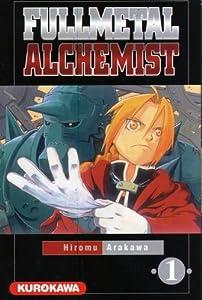 Fullmetal Alchemist Edition simple Tome 1