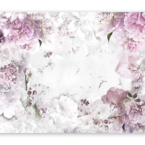 murando Papier peint intissé 350x256 cm Décoration Murale XXL Poster Tableaux Muraux Tapisserie Photo Trompe l'oeil fleurs b-A-0152-a-d