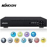 KKmoon 8 Channel Digital Video Recorder 720P CCTV Network DVR H.264 HDMI Home Security System Motion Detection ¡