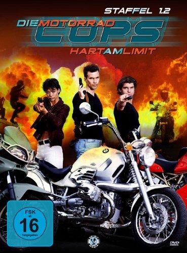 Die Motorrad-Cops - Hart am Limit, Staffel 1, Teil 2 [3 DVDs] -