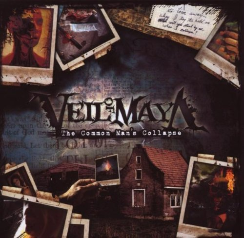 Common Man's Collapse by Veil of Maya (2008) Audio CD by Unknown (0100-01-01j