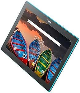 """Lenovo ZA0X0069SE Tab 3 A10-70F Tablet con Display da 10.1"""", Processore Mediatek MT8161, 2 GB LPDDR3-SDRAM, 16 GB, Fotocamera Posteriore da 8 MP, Android 6.0, Nero"""