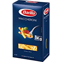 Barilla Pâtes Macaroni 1 kg