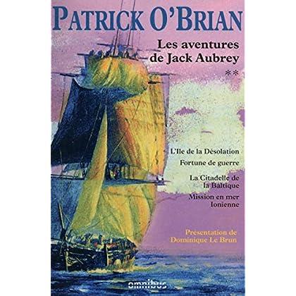 Les Aventures de Jack Aubrey T2 - N.ed - (02)