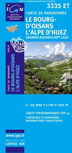 3335et le Bourg-d'Oisans/l'Alpe-d'Huez