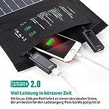 RAVPower 16W Solarladegerät Outdoor Charger - 3