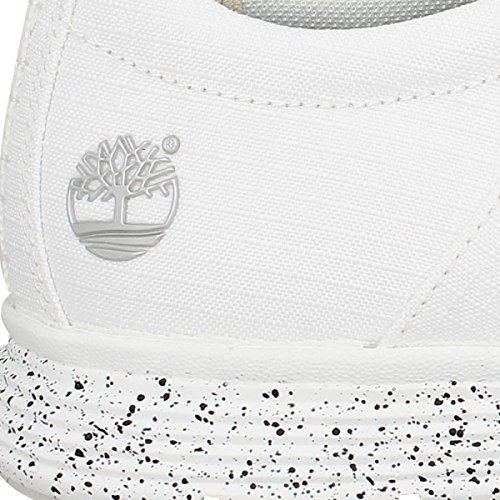 Timberland Homme Chaussures / Baskets Killington Oxford Blanc