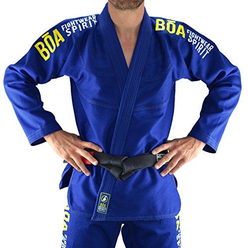 Bõa BJJ GI Tudo Bem Blue 2.0, Kimonos (Brazilian Jiu Jitsu) Hombre