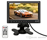7 Inch MP5 Player Video Dashboard Monitor with Car Audio FM Transmitter SD USB Flash Built-in Speaker for Ford Endeavour 2018