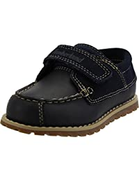Timberland Pokey Pine Oxford Navy Leather Infant Boat Shoes