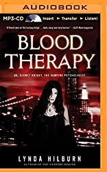 Blood Therapy (Dr. Kismet Knight, the Vampire Psychologist) by Lynda Hilburn (2014-11-25)