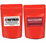The 2 Best Muscle Building Supplements for Men 247 Bodybuilder + Growth RegenR8R