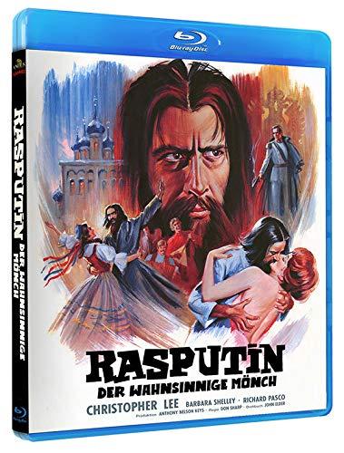 Rasputin - Der wahnsinnige Mönch - Hammer Edition Nr. 24 [Blu-ray] [Limited Edition]