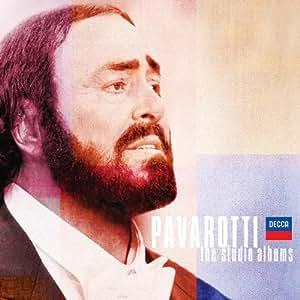Luciano Pavarotti - The Studio Albums (12 CD Set)