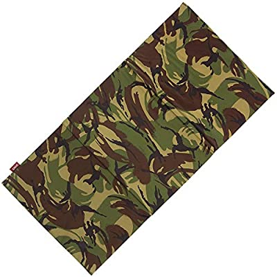 Camo DPM Folding 100 x 50 x 1cm Thick Carp Coarse Fishing Unhooking Landing Mat from DNA Leisure