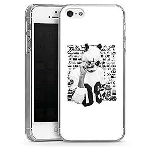Apple iPhone 5 Hülle Schutz Case Cover Cro Merchandise Fanartikel Polacroid