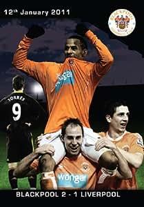 Blackpool 2 Liverpool 1-12th Jan 2011 [DVD]