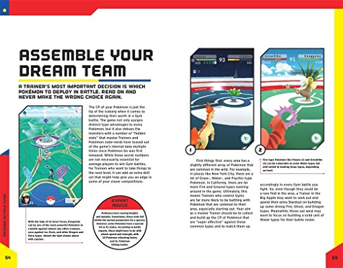 Image of Pokémon Go The Unofficial Field Guide: Tips, tricks and hacks that will help you catch them all!