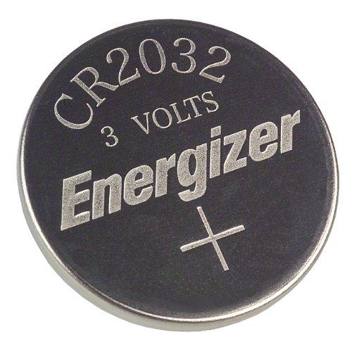 Energizer CR2032 - Pilas (Litio, 3V, 240 mAh, CR2032)