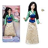 Offizielle Disney Princess 30cm Mulan Klassische Puppe mit Ring