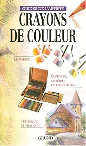Guides De L Artiste Grund - Crayons de