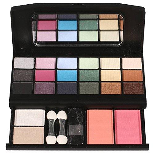 Palette de Maquillage Complète - Ombres A Paupière / Blush / Pinceaux