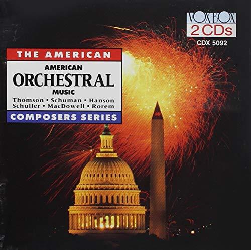 Musique Orchestrale Americaine