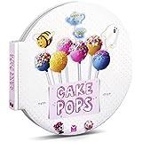 Die runden Bücher: Cake Pops: 55 Rezepte einfach und köstlich