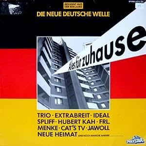 Various alles f r zuhause die neue deutsche welle for Die neue deutsche welle