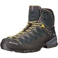 Salewa Ms Alp Trainer Mid Gore-tex, Chaussures de Randonnée Hautes Homme