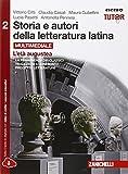 Storia e autori della letteratura latina. Per le Scuole superiori. Con e-book. Con espansione online: 2