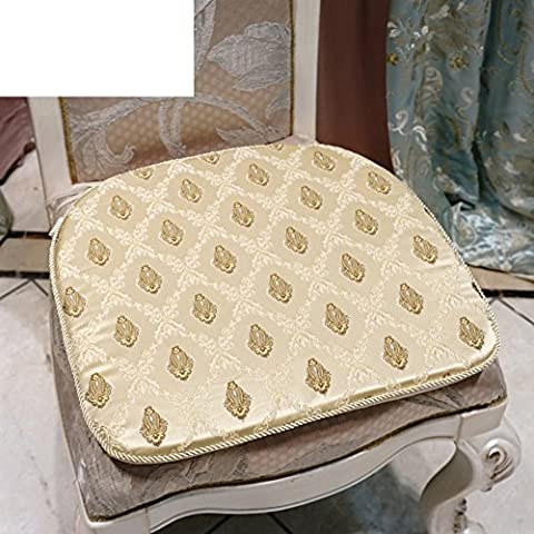 tessuto di lusso spesso cuscino/ il tampone