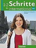 Schritte international Neu 1+2: Deutsch als Fremdsprache / Kursbuch