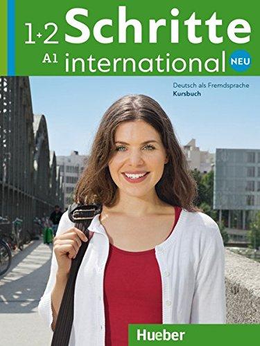 Schritte international. Neu. Deutsch als Fremdsprache. Kursbuch. Per le Scuole superiori. Con espansione online: SCHRITTE INT.NEU 1+2 Kursb.(alum)