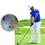 AST Works Fun Golf Balls The Earth Ball Golf Ball Gift 1Pc New