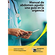 Manual de abdomen agudo. Una guía en la urgencia.