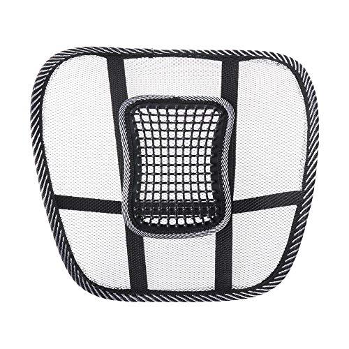 Car Back Pad Home Mesh Büro Unterstützen Sie Waist Cushion Sitzmassage Lumbar Sitzstützen Schutz 40 * 40cm