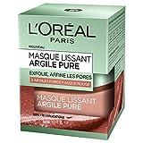 L'Oréal Paris - Masque Lissant Pour Le Visage - Argile Pure - 50 ml